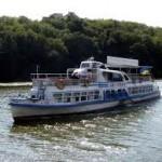 кораблик на Дністрі