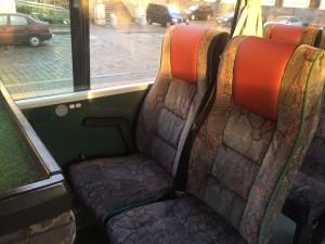 салон автобус МАН 1